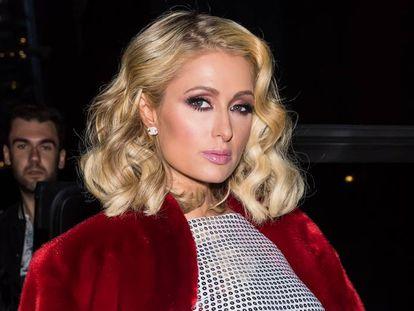 Paris Hilton en la presentación del documental 'The American Meme' en TriBeCa.