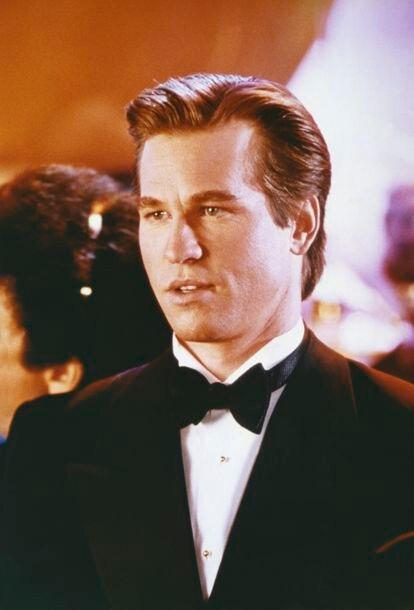 Val Kilmer as Bruce Wayne in 'Batman Forever'.