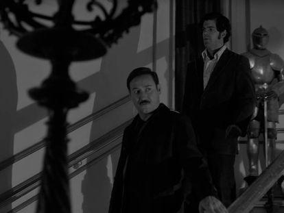 Carlos Santos y Miguel Ángel Muñoz, en 'El crack cero'.