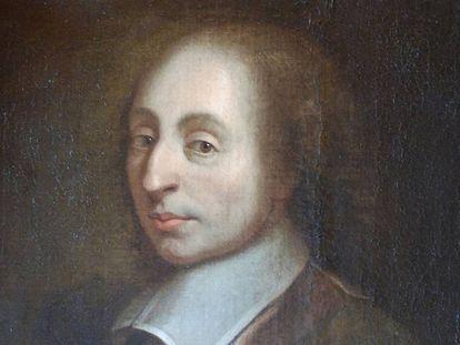 Blaise Pascal, uno de los creadores del cálculo de probabilidades.