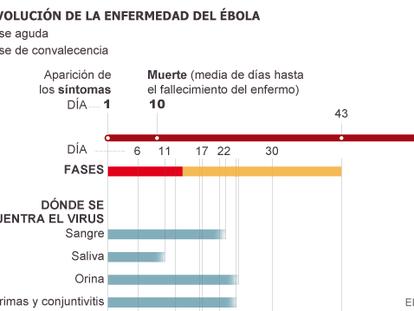 El fármaco experimental contra el ébola no llegará a África