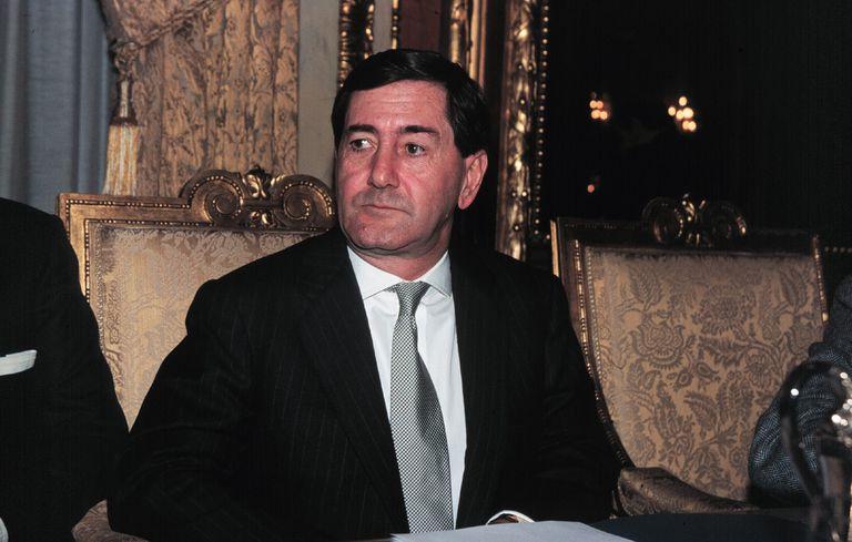Alfonso Cortina, expresidente de Repsol.
