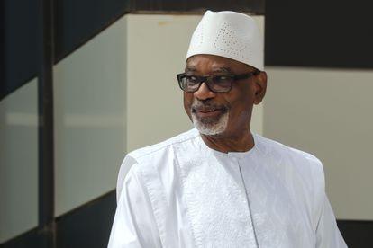Ibrahim Boubacar Keita, el pasado 30 de junio en Nuakchot (Mauritania).