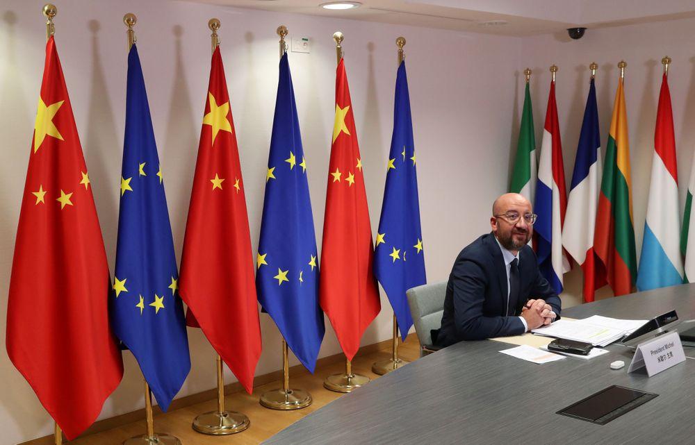 La cumbre entre la UE y China evidencia la distancia política y económica entre los dos bloques