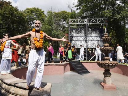 La India de Octavio Paz inunda Guanajuato
