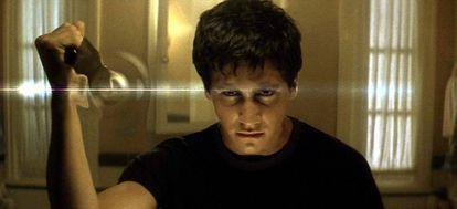 El espacio-tiempo también puede dislocarse, como la mente de Jake Gyllenhaal en 'Donnie Darko'.