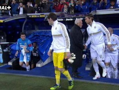 Real Madrid, 4 - Racing, 0