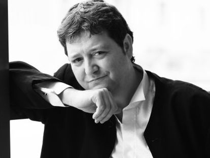 El clarinetista y director Joan Enric Lluna.