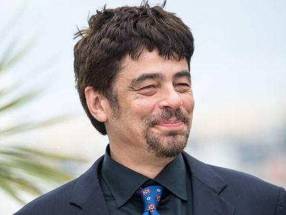 El actor Benicio del Toro, en el pasado festival de Cannes. En vídeo, tráiler de la película.