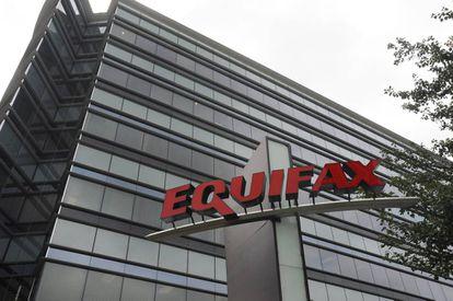 Sede de Equifax en Atlanta.