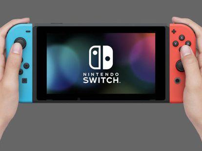 Nintendo Switch, la nueva consola híbrida de Nintendo.
