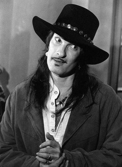 Willy Deville, en febrero de 1994.