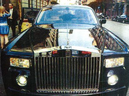El Rolls Royce del expresidente de la patronal Gerardo Díaz Ferrán.