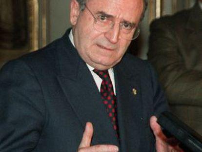Abel Matutes, en una imagen de archivo.