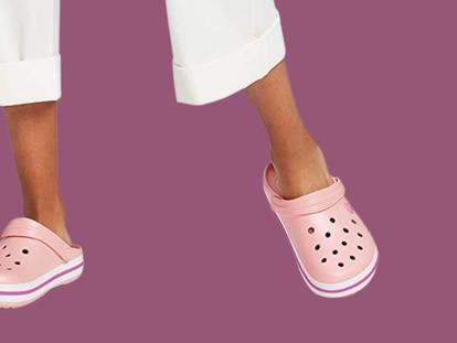 Cómodos, ligeros, transpirables e impermeables, estos zapatos son ideales para diversos looks.