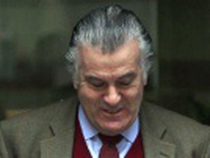 La Audiencia ha estimado el quinto recurso de Bárcenas que afirma que le es difícil reunir 200.000 euros