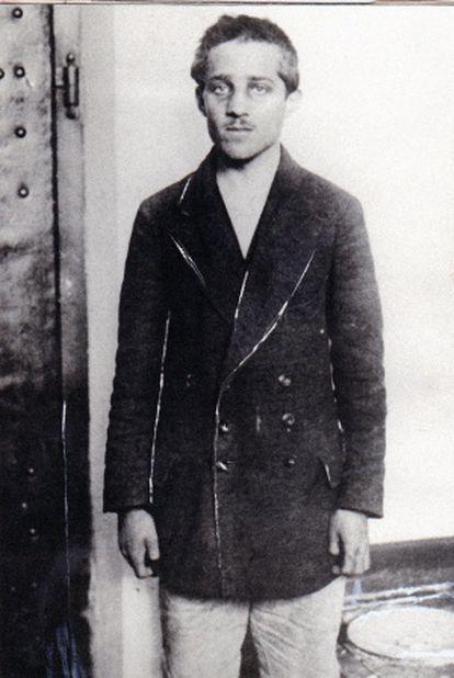 Gavrilo Princip, en una imagen sin fecha.