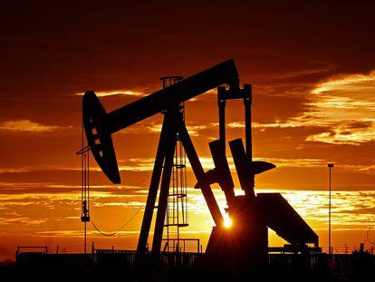 Una bomba petrolífera en la población tejana de Midland (Estados Unidos).
