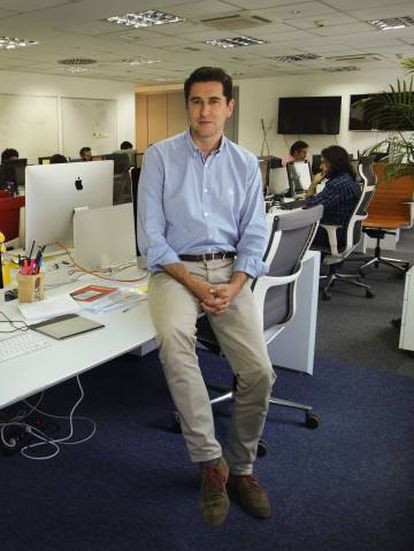 José Luis Flórez, fundador y director general de Touchvie.