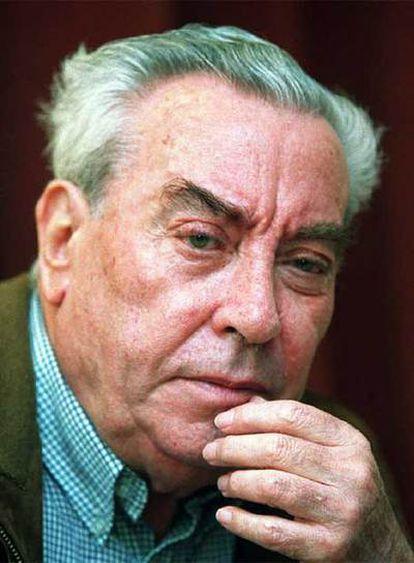Pedro Beltrán, en una foto fechada en octubre de 2002