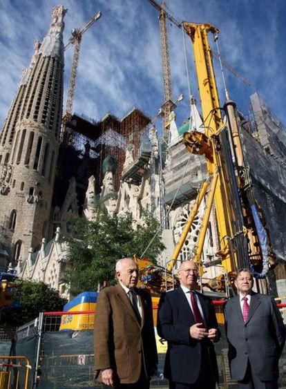 El patronato de la Sagrada Familia se opone a las obras del AVE.