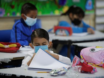 Durante este año de ausencia de las escuelas ha habido consecuencias en la educación e impacto emocional en los niños.