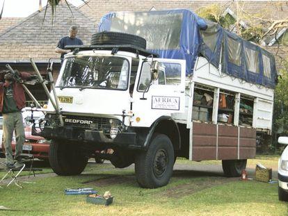 El safari contra el apartheid o como usar al turista para armar al ANC