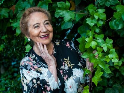 Julita Salmerón.