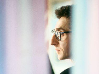 Franco Battiato en Italia en1988.