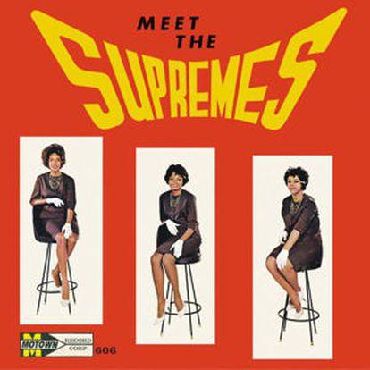 El primer vinilo de The Supremes.