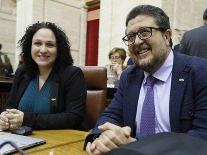 La Fiscalía investiga la designación de Vox de su candidata al Parlamento andaluz por Almería