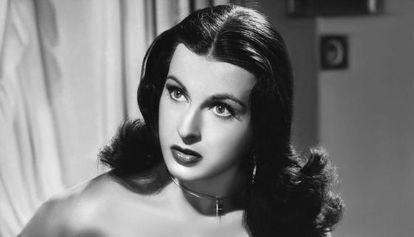 Silvana Pampani en una imagen de los años 50