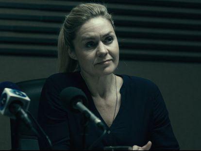 Imagen de la serie 'Los asesinatos del Valhalla', en Netflix.