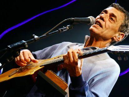 El músico Chico Buarque en una imagen de archivo.