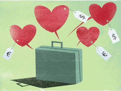 San Valentín crediticio: ¿cuánto nos endeudamos por amor?