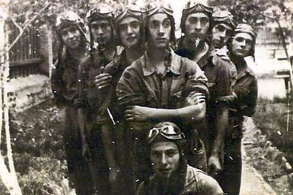 Alumnos de la expedición enviada durante la Guerra Civil por el Gobierno republicano a la URSS para formarse como pilotos.