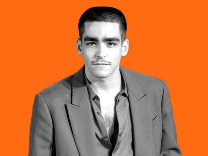 El actor Omar Ayuso, que da vida a Omar en 'Élite'.