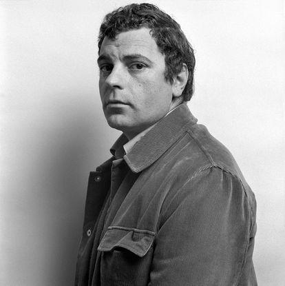Juan Marsé, retratado en el año 1970.