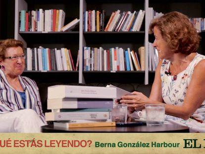 ¿Qué está leyendo Laura Freixas?