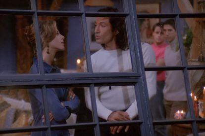El italiano encarnó a Paolo, el novio de Rachel Green en 'Friends', durante cuatro episodios que se emitieron en la primera y segunda temporada de la serie.
