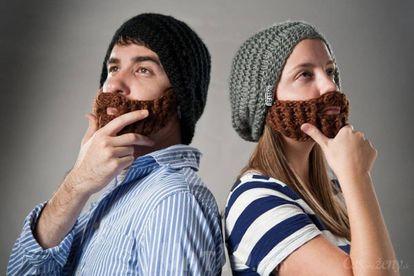 Gorro-barba.