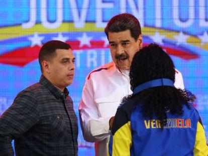 El Departamento del Tesoro anuncia el bloqueo de los bienes del ministro de la petrolera estatal PDVSA y del titular del Servicio Bolivariano de Inteligencia Militar, entre otros