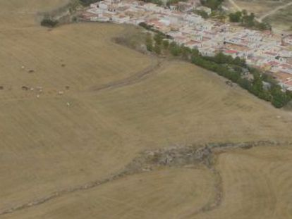 Asta Regia, asentamiento de tartesios, fenicios o romanos y uno de los sitios arqueológicos más importantes de Andalucía, espera a ser excavado