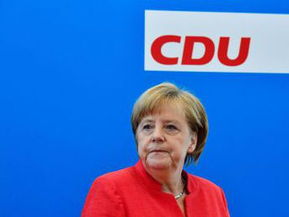 El ministro del Interior Seehofer quiere rechazar a demandantes de asilo en las fronteras de Alemania