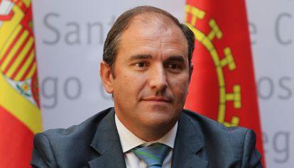 El exalcalde de Alcalá Javier Bello.