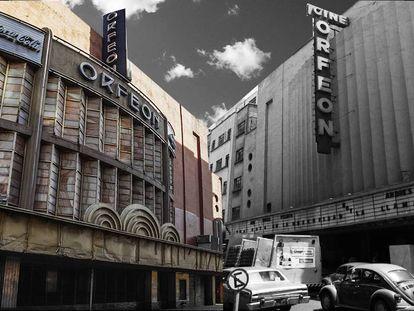 Los palacios del cine que olvidó la Ciudad de México
