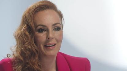 Rocío Carrasco, en el documental de Telecinco 'Rocío. Contar la verdad para seguir viva'.