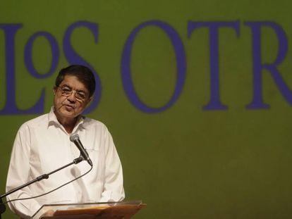 El escritor Sergio Ramírez en el Festival 'Centroamérica Cuenta'