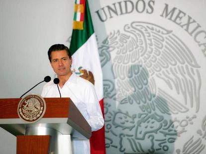 Peña Nieto en Baja California Sur.