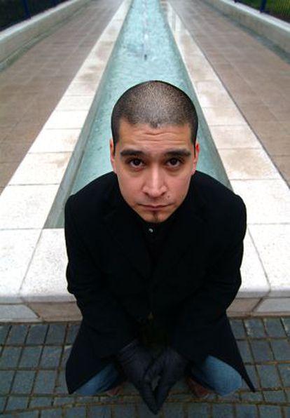 El dj y productor Rolando.